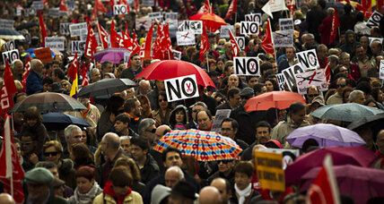 Euro debt crisis: Is Spain the new Greece?