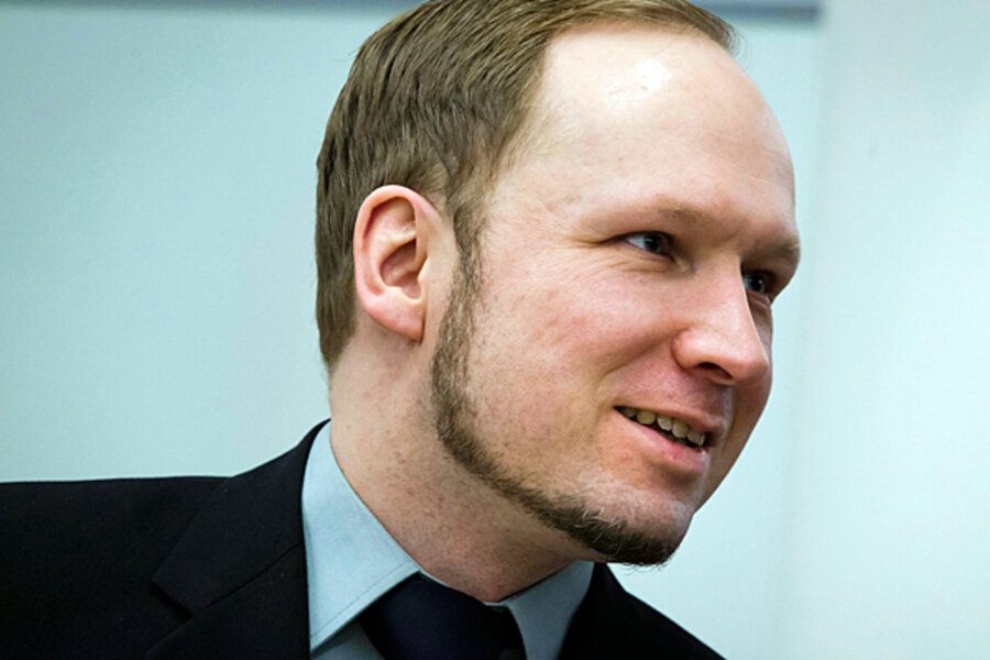 Breivik Photo: Has Norway Given Breivik Exactly What He Wanted