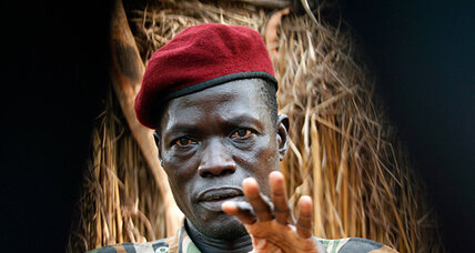 Could LRA commander's capture help net Joseph Kony?