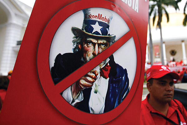 Brazil, Venezuela, and Mexico: three ways to nationalize ...