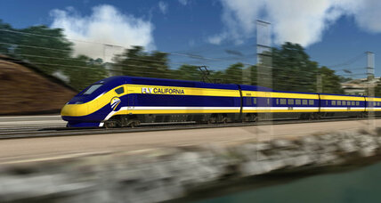 California rail project: Who should pay?