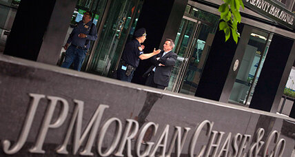 JP Morgan loss: Did US regulators know what CEO Jamie Dimon apparently didn't? (+video)