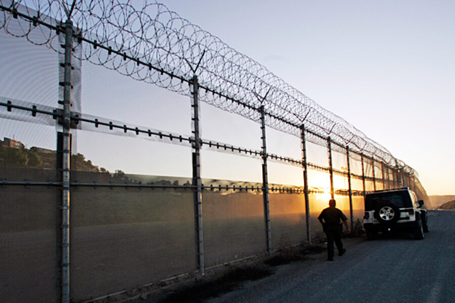 Buy research papers online cheap the border fence