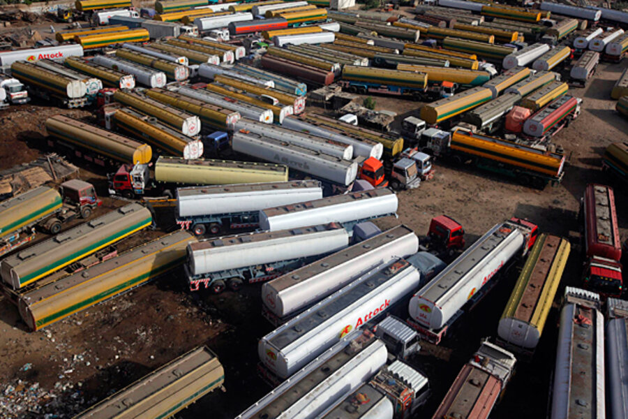 Pakistans Price Us To Pay Lima Million More A Year To Reopen Supply Lines Csmonitor Com