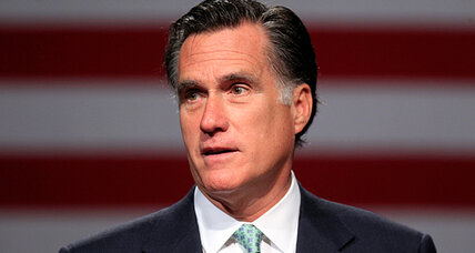 How Romney is fighting harsh charge he's a heartless job-killer