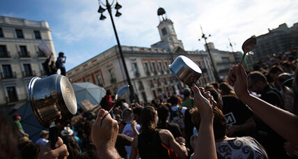 Spain's Indignados: The 'original' Occupy reemerges with force