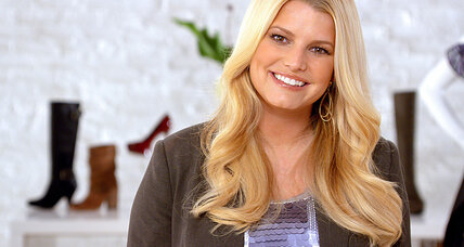 Jessica Simpson: New maternity clothing line to show off baby bumps. Of course (+video)