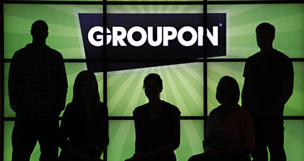 Groupon stock jumps as earnings beat expectations
