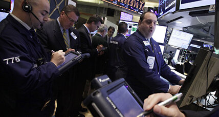 Stocks fall; Dow continues two-week slide