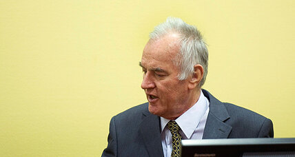 Radko Mladic's genocide trial begins in the Hague