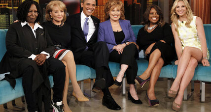 Obama on 'The View': Were hosts too easy on him? (+video)