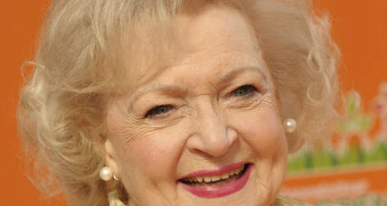 Betty White on safari in Washington for new animal picture book