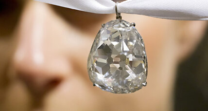 Diamond sells for $9.7 million at Swiss auction