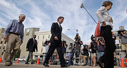 John Edwards trial: What will verdict mean for campaign finance? (+video)