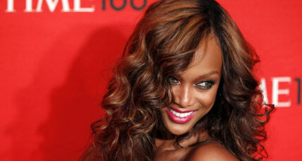 Tyra Banks talks skinny. We say models model clothes, not life, for our girls