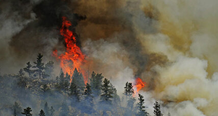Colorado wildfire prompts more evacuation notices