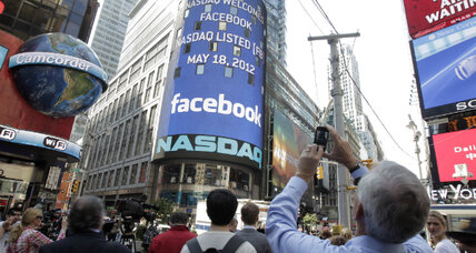 Facebook IPO stumbles: Why didn't it wow investors? (+video)