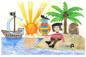 Doodle 4 Google: Why A Pirate Stormed Googleu0027s Homepage Today