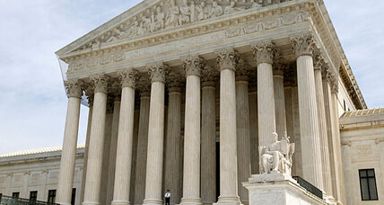Can US group challenge overseas surveillance act? Supreme Court to decide.