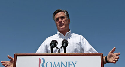 Mitt Romney's skewed praise of Bill Clinton