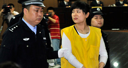 In China, public outcry softens sentence for Wu Ying