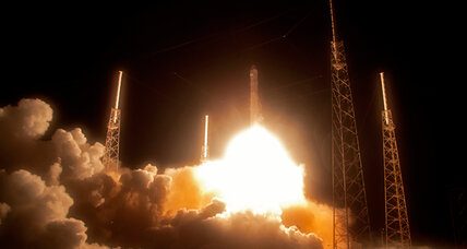 SpaceX launch, a strong start for commercial spaceflight