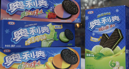 Overseas Oreo: Kraft names new global snack company 'Mondelez'