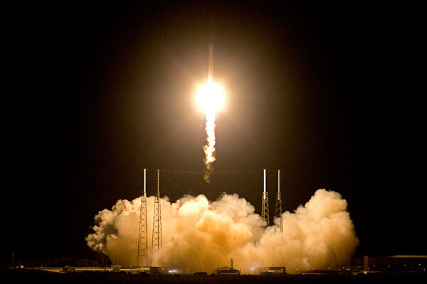 SpaceX launch: private industry inspires new generation of ...