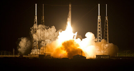 With SpaceX launch, more than cargo is riding on space station mission