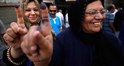 In Egypt presidential poll, fault lines even within families