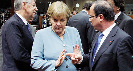 Amid eurozone turmoil, Germany borrows money for free