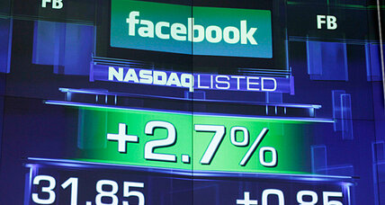 Facebook stock: Once hot IPO now a tale of lawsuits, glitches, and overreach (+video)