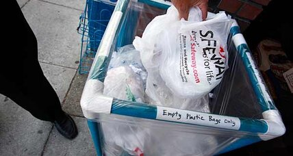 Los Angeles to become largest US city banning plastic bags