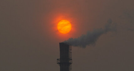 Global greenhouse gas emissions continue to rise