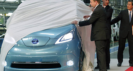 Nissan electric vehicle: Van to be built in Spain. NYC next?