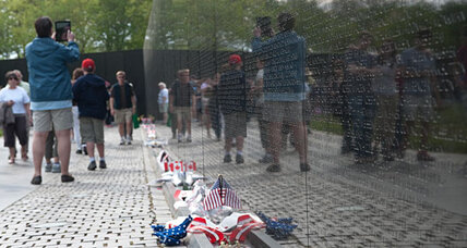 This Memorial Day, many Vietnam vets, long silent, are finding a voice
