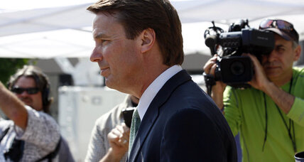 Sixth day of deliberations in John Edwards begin