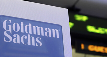 Welcome to Twitter, Goldman Sachs!
