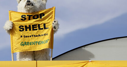Energy development in the Arctic: the good and the bad