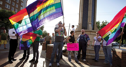 The gay marriage paradox: as acceptance rises, so do legal barriers