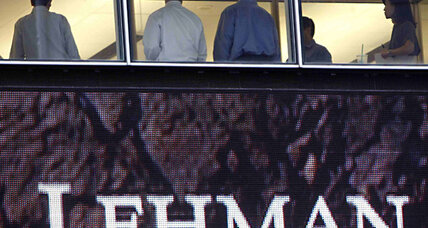 SEC won't take action against Lehman Brothers
