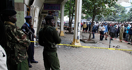 Nairobi blast: Could have been Al Shabab or a 'lone wolf' sympathizer