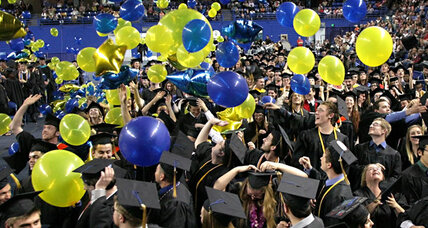 Graduation gifts: Consider the investment route