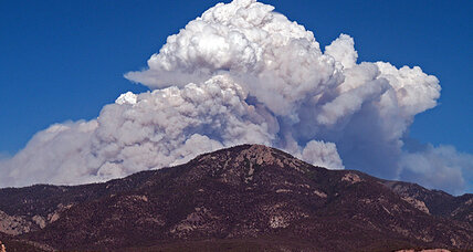 Enormous forest fire in New Mexico sets state record for acres burned (+video)