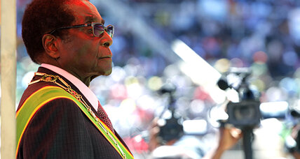 Why Zimbabwe's President Mugabe was named UN 'tourism envoy'