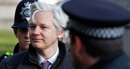 Assange gets surprise chance to fight another day (+video)