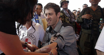 French journalist released by FARC says captors were respectful (+video)