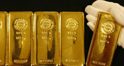Could gold really be on the ropes?