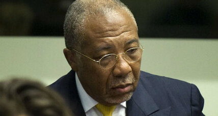 Charles Taylor sentence welcomed by mom who sheltered Liberians