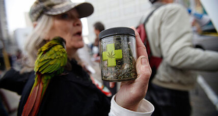 In heartland of legal marijuana movement, doubts linger, poll suggests